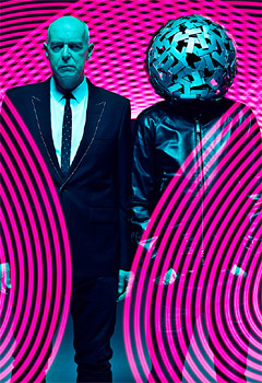 Pet Shop Boys (Neil Tennant and Chris Lowe)
